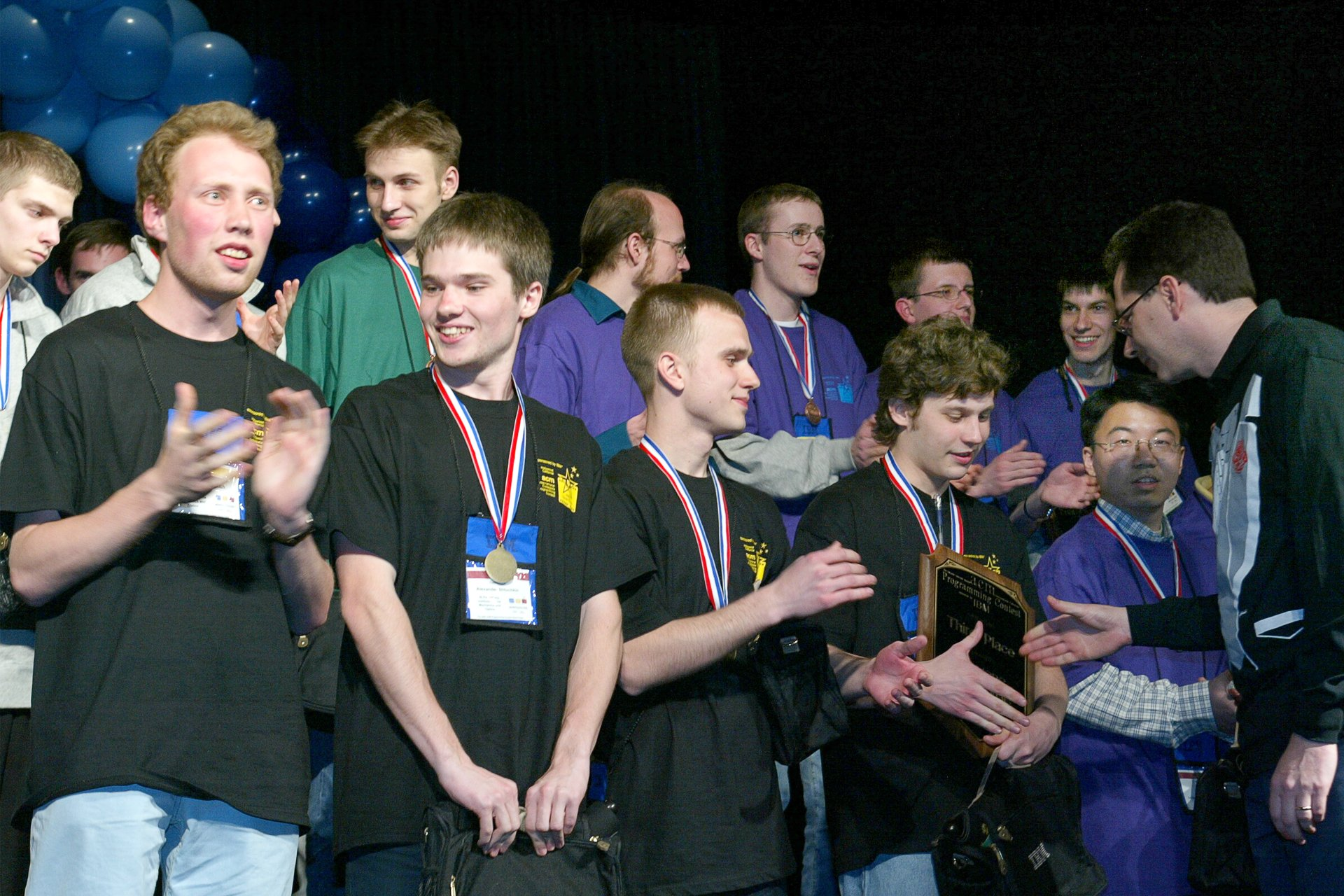 2003 World Finals Champions
