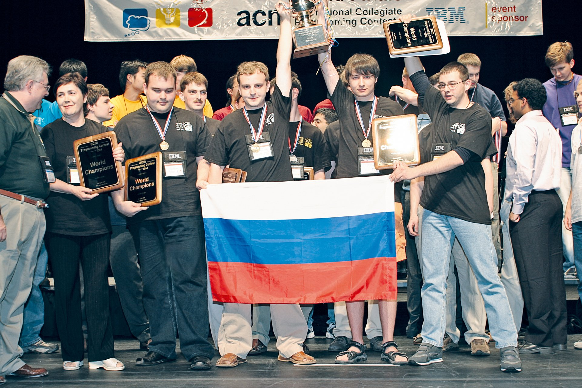 2006 World Finals Champions