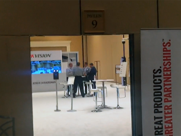 Hikvision banning itself off the show floor